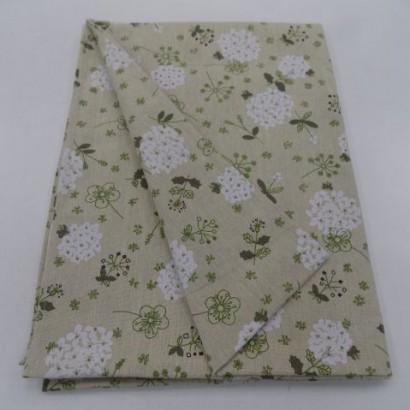 Bavlněný ubrus - Bezový květ